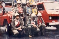 Nasswettbewerb - Sölden 1981