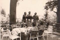 Bewerbsgruppenfoto - Entstanden in Lienz 1966
