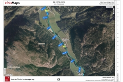 Kilometer 19.50 bis 22.50